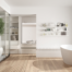 remodeled bathroom trends