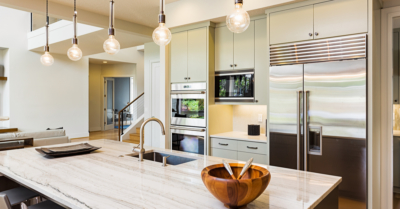 custom countertops in houston