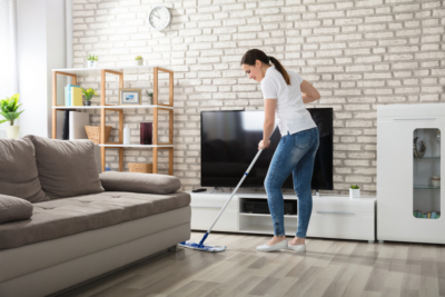 cleaning floor images