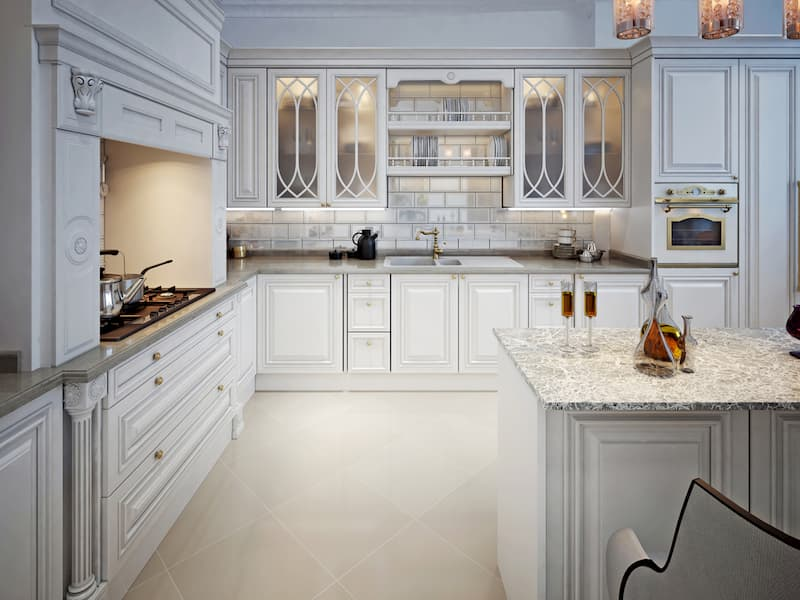 Kitchen Design Trends from Houston Custom Carpets