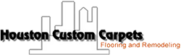 Houston Custom Carpets Logo